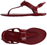 Bally Toe strap sandals