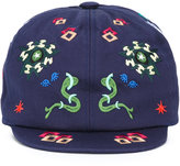 Kenzo embroidered cap - men - Cotton - One Size