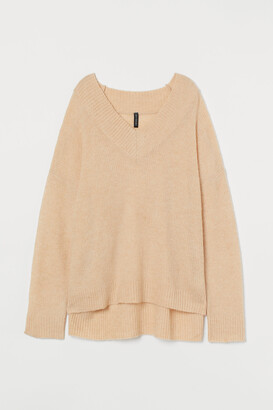H&M Oversized Wool-blend Sweater