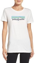 Patagonia Women's P-6 Organic Cotton Tee