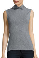 Elie Tahari Cashmere Turtleneck Knit Sweater