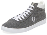 Fred Perry Spencer Mid Wool Hi Top