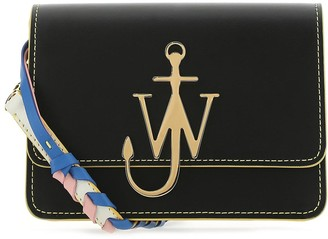 J.W.Anderson Anchor Logo Braided Strap Bag