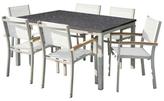 Oxford Garden Travira Dining Set (7 PC)