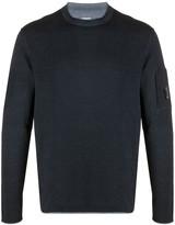 C.P. Company long sleeve jumper