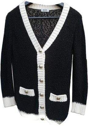 Moschino Cheap & Chic Moschino Cheap And Chic Black Cotton Knitwear for Women