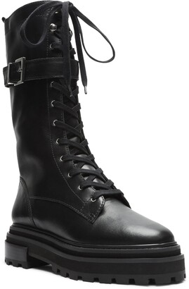 Schutz Moly Lace-Up Boot