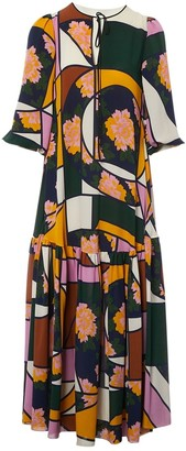 Roksanda Ilincic Multicolour Silk Dress for Women
