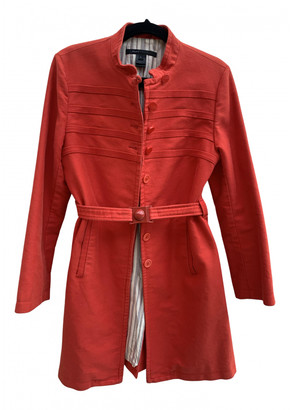 Marc by Marc Jacobs Red Cotton Jackets