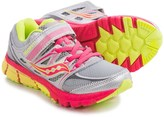 Saucony Zealot AC Running Shoes (For Little and Big Girls)