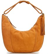 Lucky Brand Myra Tasseled Hobo Bag