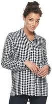 SO Juniors' SO® Button Down Shirt