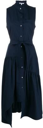 Derek Lam 10 Crosby Asymmetric Shirt Dress