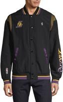 Marcelo Burlon County of Milan L.A. Lakers Bomber Jacket
