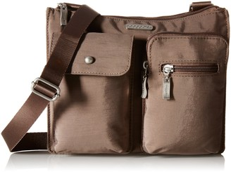 Baggallini Unisex's Everything Crossbody Travel Bag