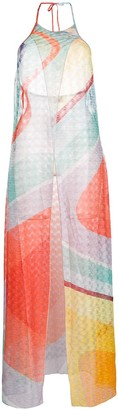Missoni Mare Colour Block Lightweight Dress