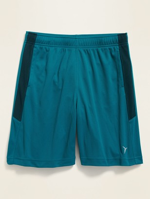 Old Navy Go-Dry Mesh Basketball Shorts for Boys