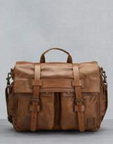 Belstaff Colonial Messenger Bag Brown