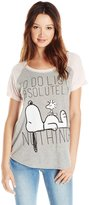 Peanuts Junior's Snoopy To Do List Graphic Tee