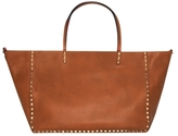 Valentino Rockstud Double Large Tote