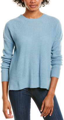 Amicale Cashmere Thermal Cashmere Sweater
