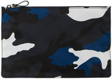 Valentino Garavani Valentino camouflage print pouch - men - Polyamide - One Size