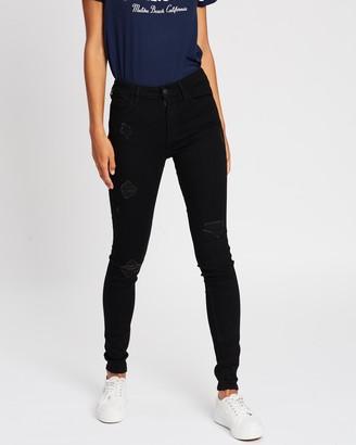 Hollister Super Skinny Long Leg Jeans