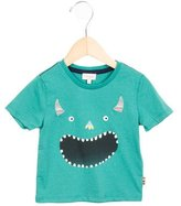 Paul Smith Boys' Monster Print Short Sleeve Shirt