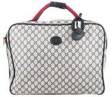 Gucci GG Plus Web Luggage