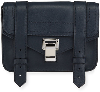 Proenza Schouler PS1 Mini Luxe Leather Satchel Bag