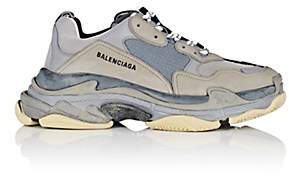 Balenciaga Men's Triple S Sneakers - Black