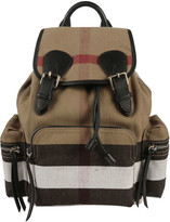 Burberry House Check Backpack