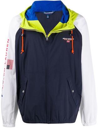Polo Ralph Lauren Colour-Blocked Sport Jacket