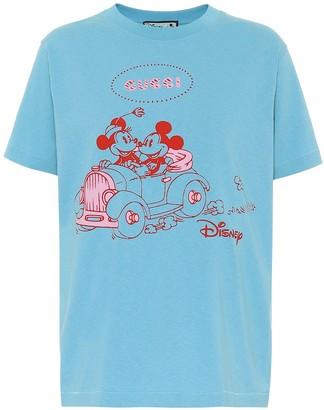 Gucci x DisneyA printed T-shirt