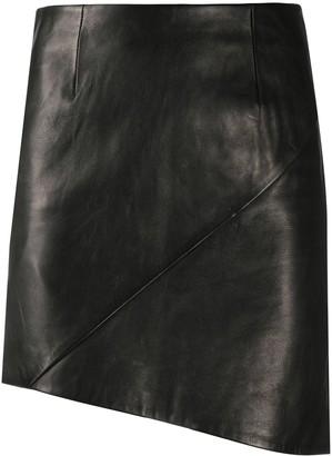 IRO Bla mini skirt