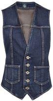 Eleventy Gilet Jeans