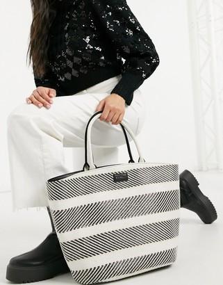 Fiorelli Harriet grab bag in mono weave