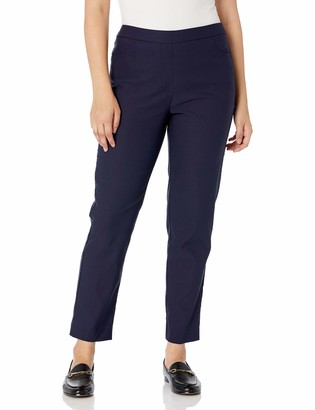Alfred Dunner Women's Allure Stretch Proportioned Short Pant