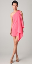 Party Time One Shoulder Dress