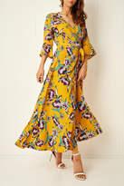 frontrow Floral Maxi Dress