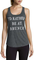 CHIN UP Chin-Up Brunch Tank Top