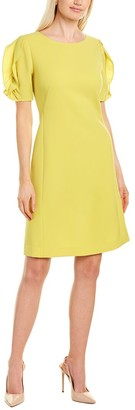 Lafayette 148 New York Winslow Sheath Dress