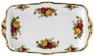 Royal Albert Old Country Roses Sandwich Tray (33Cm)