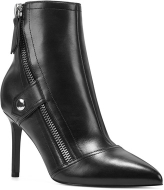 Nine West Emette Women's Leather Ankle Boots