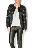 Bandolera Short Quilted Jacket