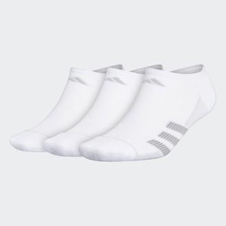adidas Superlite Stripe 2 No-Show Socks 3 Pairs