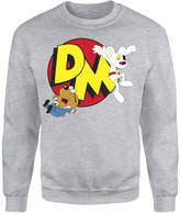 Danger Mouse Penfold Run Sweatshirt - Grey