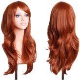 """Longlove Longlov 28 """" Long Big Wavy Hair Heat Resistant Cosplay Wig Hair Extensions"""