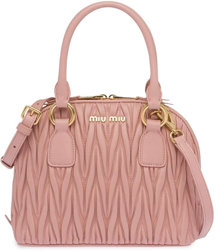 8ef26febf2402 Miu Miu Top Handle Handbags - ShopStyle