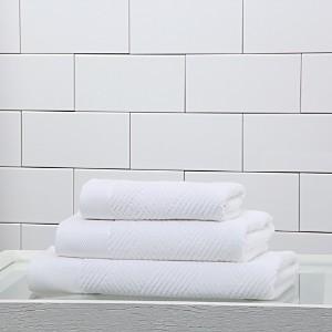 Frette Diamond Jacquard Hand Towel